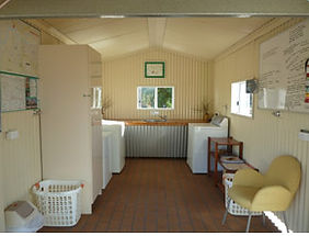Accommodation Charleville Caravan Park