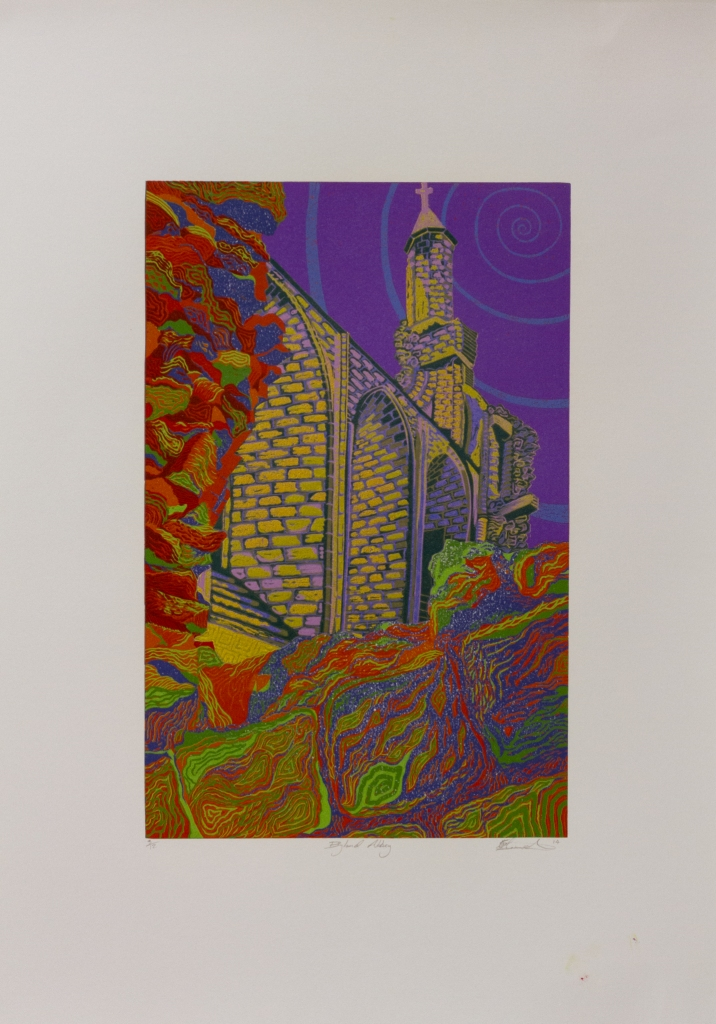 'Byland Abbey'-Scarlette Homeshaw