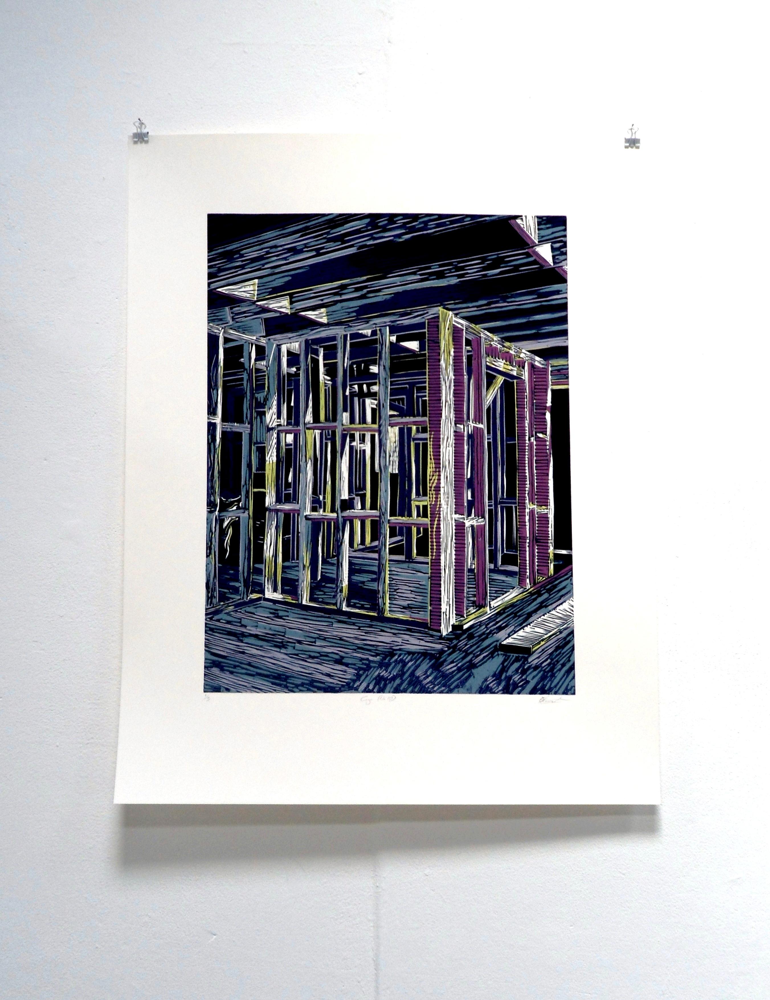 Cage (Ne 10)-Scarlette Homeshaw