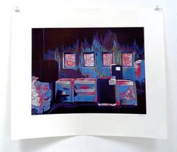 'Box Kitchen'-Scarlette Homeshaw