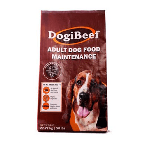 Pet One Dogibeef 22.7KG