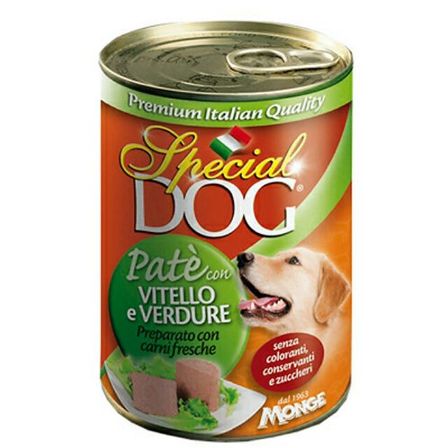 Special Dog Pate 400G (Minimum of 4 Cans) (ONE day advance ordering)