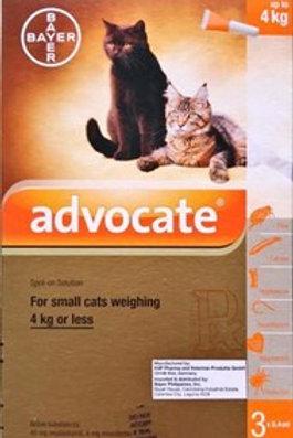 Advocate Cat (4KG or less)