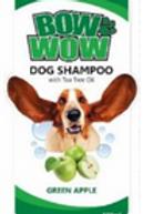 Bow Wow Dog Shampoo Green Apple 500ML