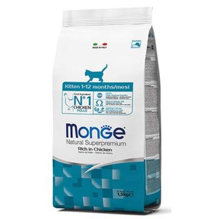 Monge - Kitten - Breeder's Bag 1.5KG (ONE day advance ordering)