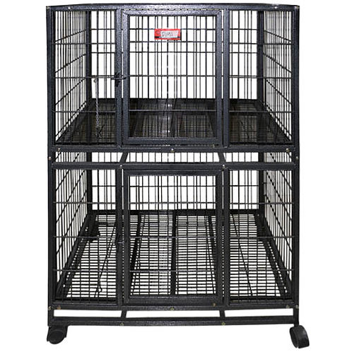 D191-Dog Cage 2 Layers