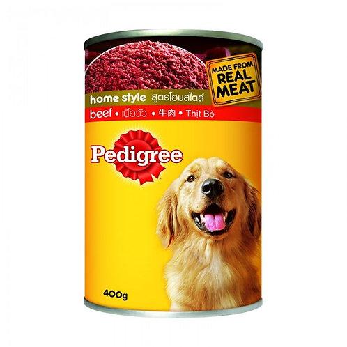 Pedigree Beef 400G (Minimum Order of 6 packs)