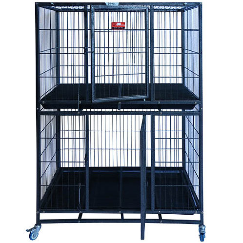 D192-Dog Cage 2 Layers