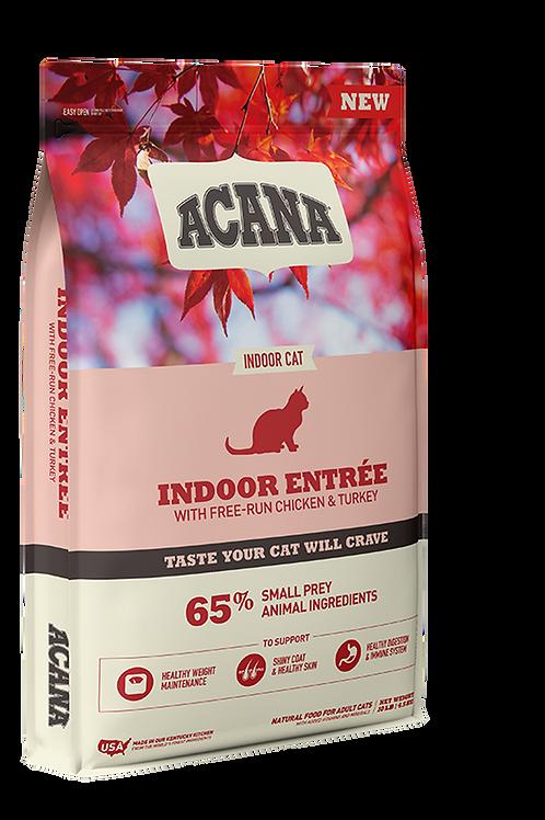 Acana Indoor Cat Entree 340G
