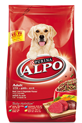 Alpo Adult Beef, Liver & Vegetable 1.5KG