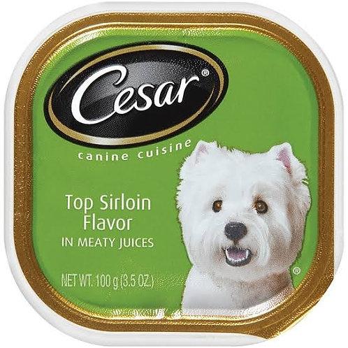 Cesar Canine Cuisine Top Sirloin 100G (Minimum Order of 4 Packs)