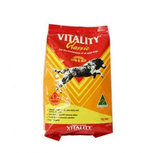 Vitality Classic Lamb & Beef 1KG