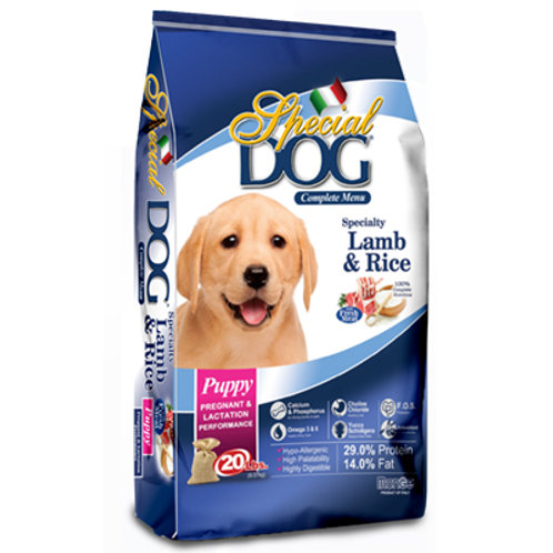 Special Dog Puppy 20LBS (ONE day advance ordering)