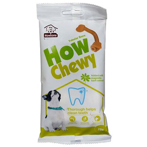 How Chewy Oral Care 70G (ONE day advance ordering)
