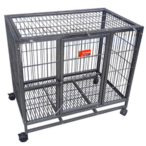D218 Tube Dog Cage