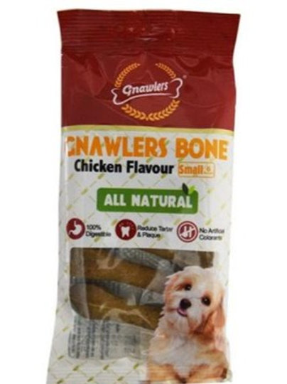 "Gnawlers Dental Care 4.5"" Chicken (ONE day advance ordering)"