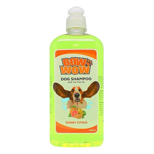 Bow Wow Dog Shampoo Sunny Citrus 500ML