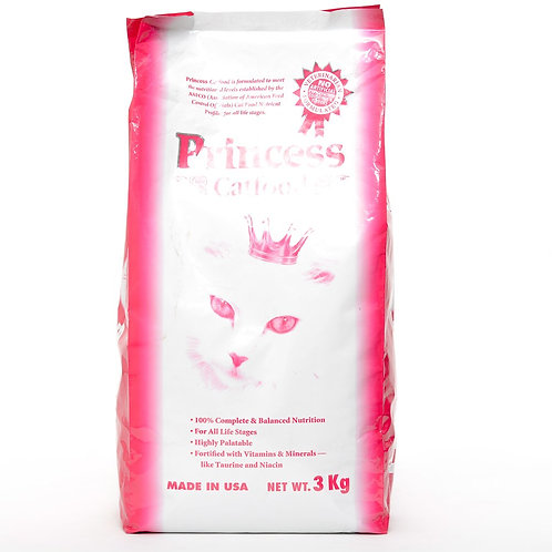 Princess Cat food 3KG