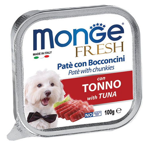 Monge Fresh Tuna/Tonno 100G (ONE day advance ordering)