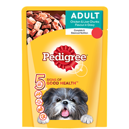 Pedigree Liver & Vegetable 20KG
