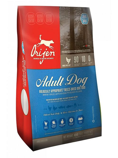 Orijen Freeze-Dried Adult Dog (30pcs) 454G