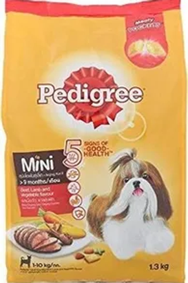 Pedigree Small Breed Beef, Lamb & Vegetable 1.3KG