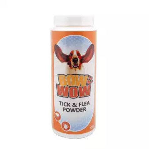 Bow Wow Tick & Flea Powder 100G