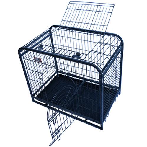 D230 Dog Cage Assembled