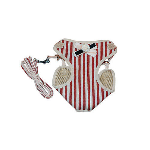 Stripes Harness w/Lead