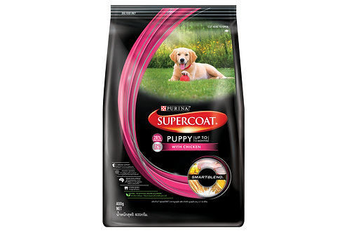 Supercoat Puppy All Breed Chicken 1.5KG