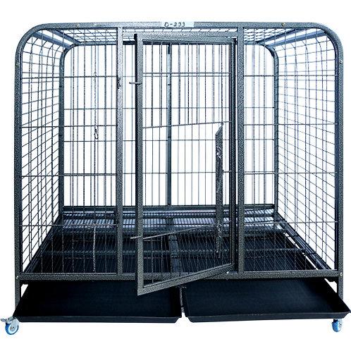 D233 Dog Cage Assembled
