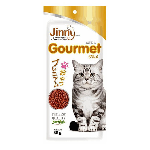Jinny Cat Treat - Gourmet (ONE day advance ordering)