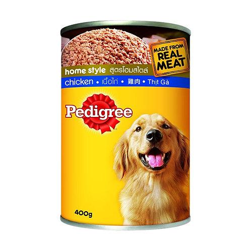 Pedigree Chicken 400G (Minimum Order of 6 packs)