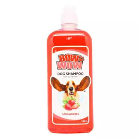 Bow Wow Dog Shampoo Strawberry 500ML