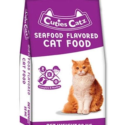 Cuties Catz Seafood 22KG