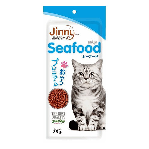 Jinny Cat Treat - Seafood (ONE day advance ordering)