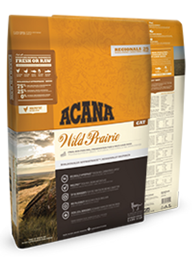 Acana Kittens & Cats Wild Prairie Cat Grain Free 340G