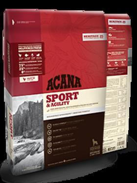 Acana Puppy & Adult Sport & Agility Grain Free 11.4KG