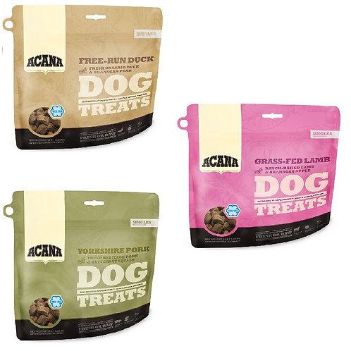 Acana Grass-Fed Dog (LAMB / DUCK / PORK) Treats 92G