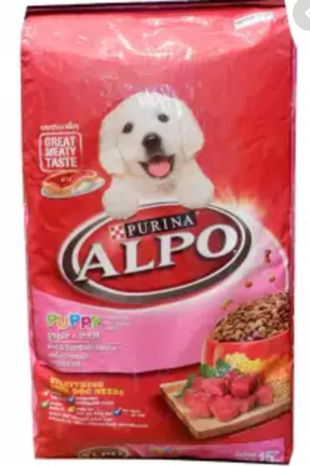 Alpo Puppy Beef & Vegetable 15KG
