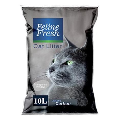 Feline Fresh – Carbon Activated (10 Liters)