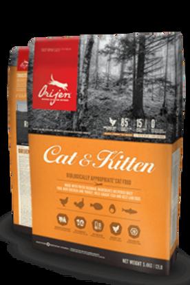 Orjien Kitten & Cat Grain Free 340G