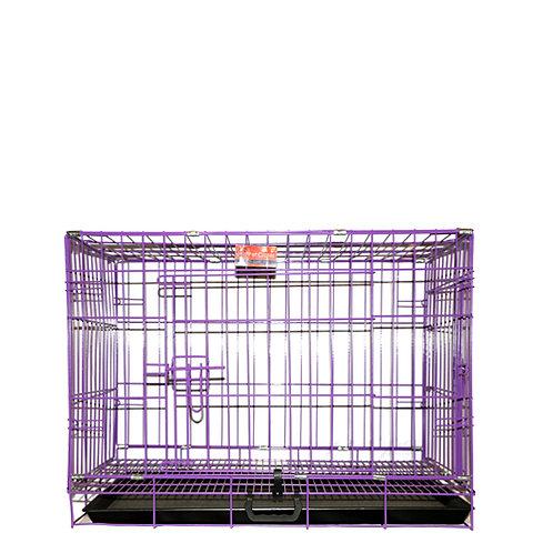 Size 3 Cage (BLUE / BLACK / PURPLE / PINK)