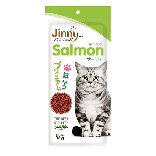 Jinny Cat Treat - Salmon (ONE day advance ordering)