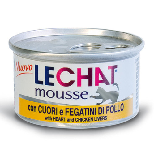 Le Chat Mousse Heary & Chicken Liver 85G (ONE day advance ordering)