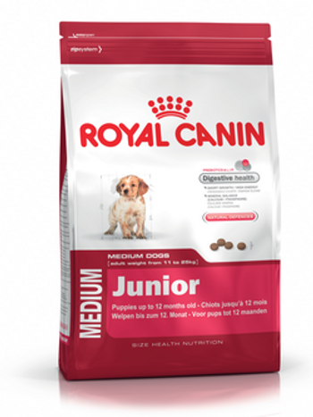 Royal Canin Medium Junior 1KG