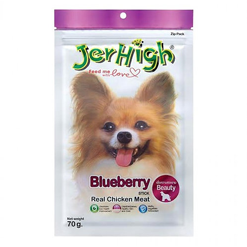 Jerhigh Treats - Blueberry (ONE day advance ordering)