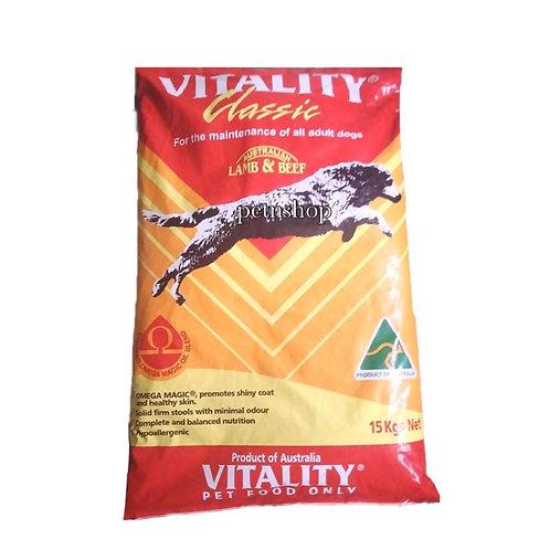 Vitality Classic Adult 15KG