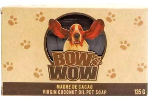 Bow Wow Madre De Cacao VCO Soap 135G
