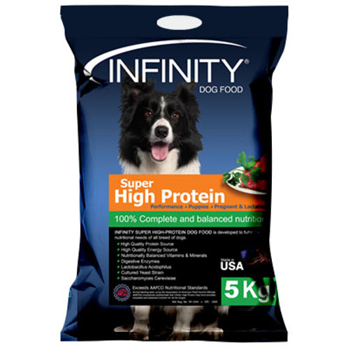 Infinity Super High Protein 5KG (ONE day advance ordering)